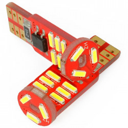 LED W5W T10 15 SMD  CAN BUS...