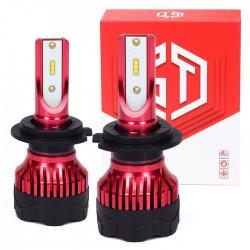 LED H7 K6 GT COB 80W 16000lm