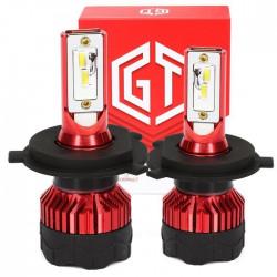 LED H4 K6 GT COB 80W...