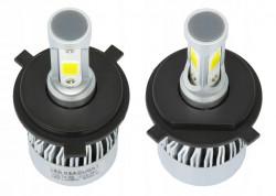 H4 LED S2 16000LM  COB WROCLAW