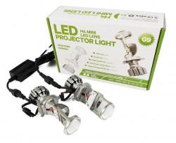 LED H4 60W 12000lm SMD 5530...