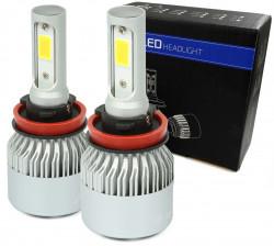 Żarówki LED H8 H9 H11 S2 72W