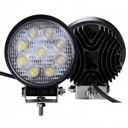LAMPA 9 LED ROBOCZA HALOGEN...